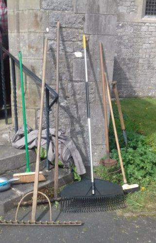 Boon Day Mowers' Rakes